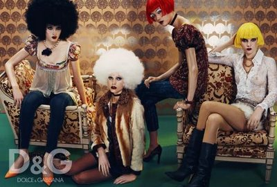 Fashion Modeling Careers on Fashion Models Anna 12 34 Pm Tags D G Dolce Gabbana Fashion Models